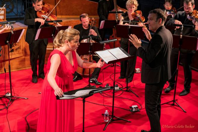 Karine Deshayes, Les Paladins et Jérôme Correas