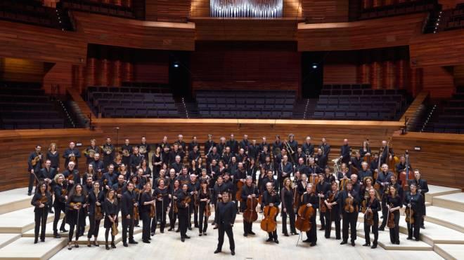 Mikko Franck et l'Orchestre Philharmonique de Radio France