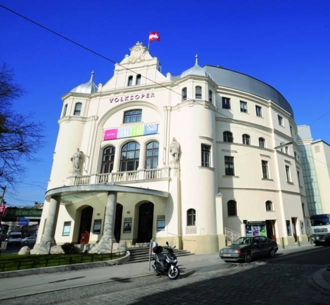 Volksoper de Vienne