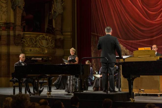 Liliana Faraon - Petite Messe Solennelle