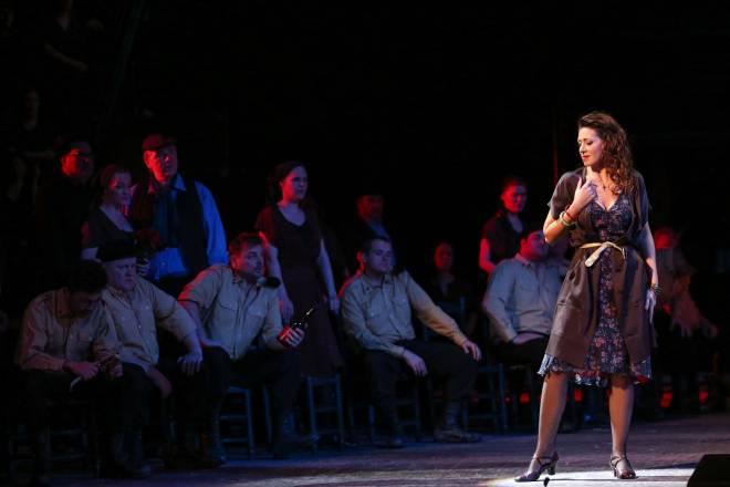 Stepanka Pucalkova - Carmen par Guy Joosten