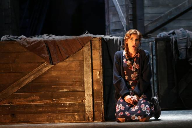 Julia Koci - Carmen par Guy Joosten