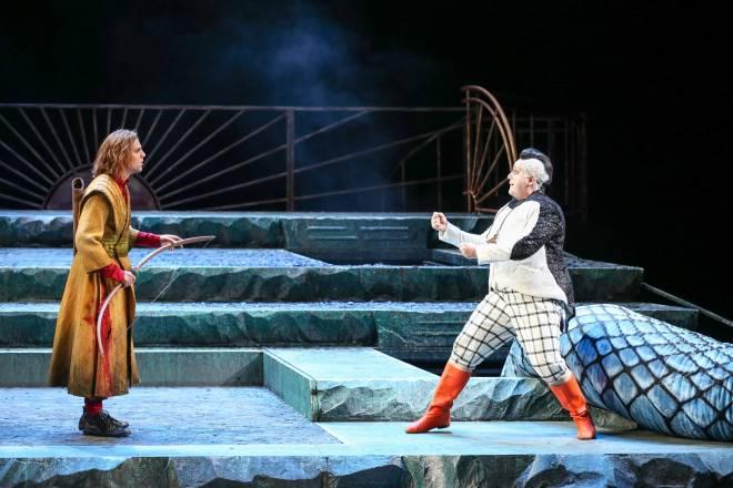 Martin Mitterrutzner & Jakob Semotan - La Flûte enchantée par Henry Mason