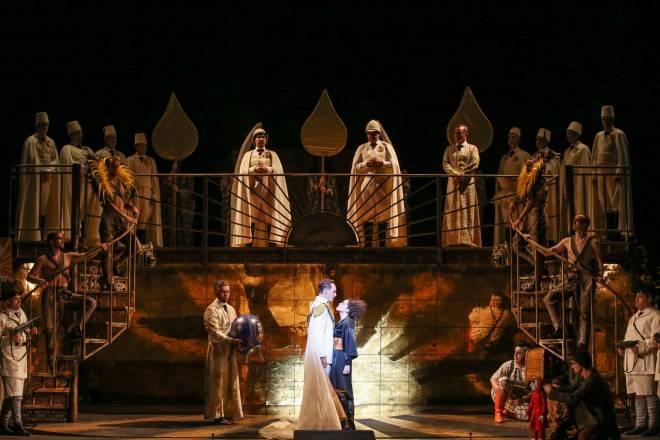 Stefan Cerny & Rebecca Nelsen - La Flûte enchantée par Henry Mason