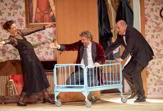 Ève-Maud Hubeaux, Jonas Kaufmann & Michele Pertusi - Don Carlos par Peter Konwitschny