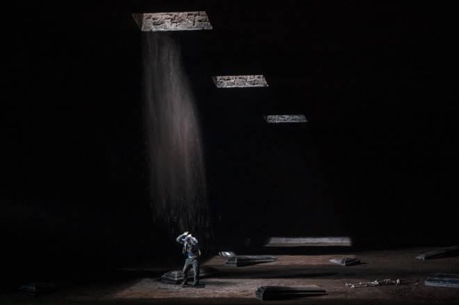 Alex Esposito - La Flûte enchantée par Robert Carsen
