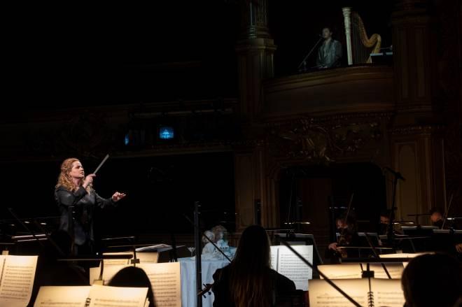 Speranza Scappucci - La Traviata par Gianni Santucci