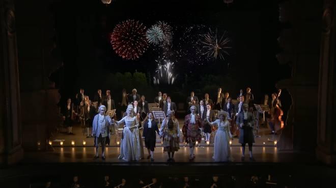 La Répétition d'Opéra par Eric Chevalier