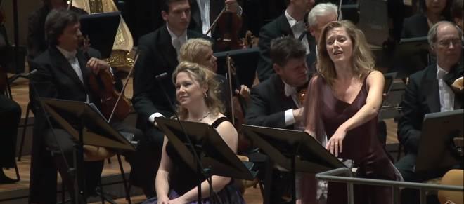 Le Rossignol de Stravinsky (Hannigan et Boulez)