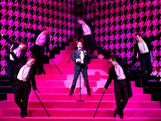 Nico Darmanin et le Chœur du Grange Festival - La Cenerentola par Stephen Barlow