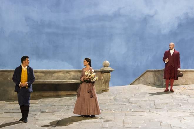 Beczala, Degout et Tsallagova dans Werther