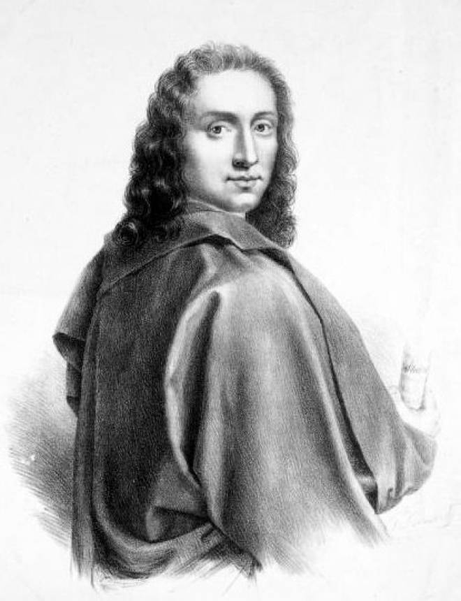 Photo de Giovanni Battista Pergolesi