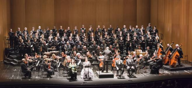 Requiem de Mozart (version de concert 2017)