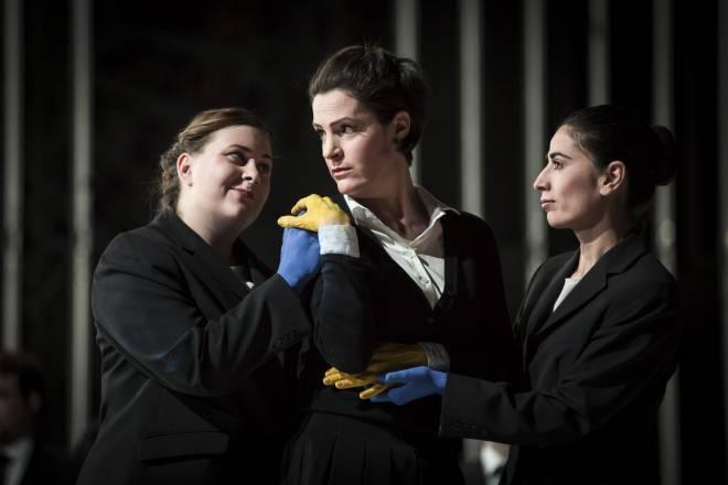 Rachel Harnisch dans La Juive