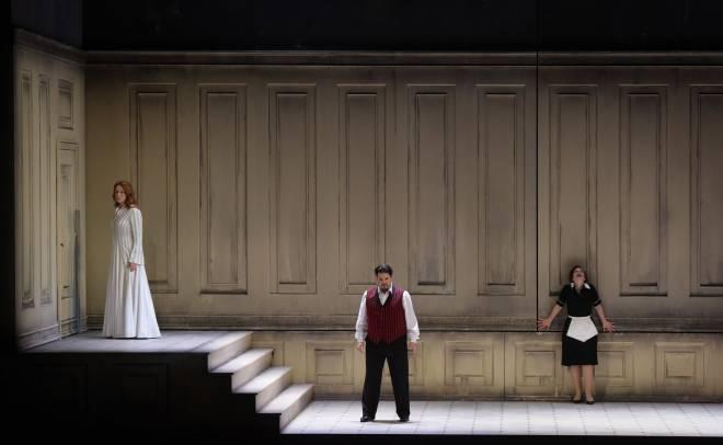 Le Retour d'Ulysse dans sa Patrie par Mariame Clément