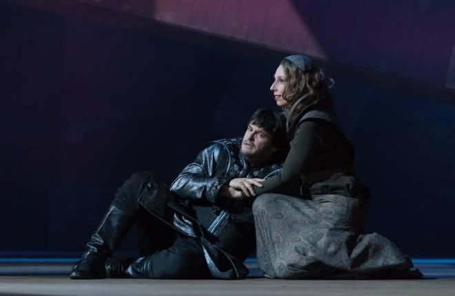 Ivan Thirion et Natacha Kowalski dans Jérusalem de Verdi