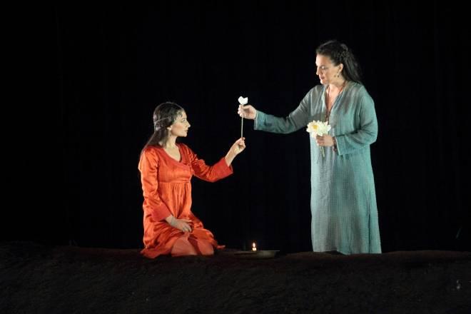 Sabine Devieilhe et Majdouline Zerari - Lakmé par Lilo Baur