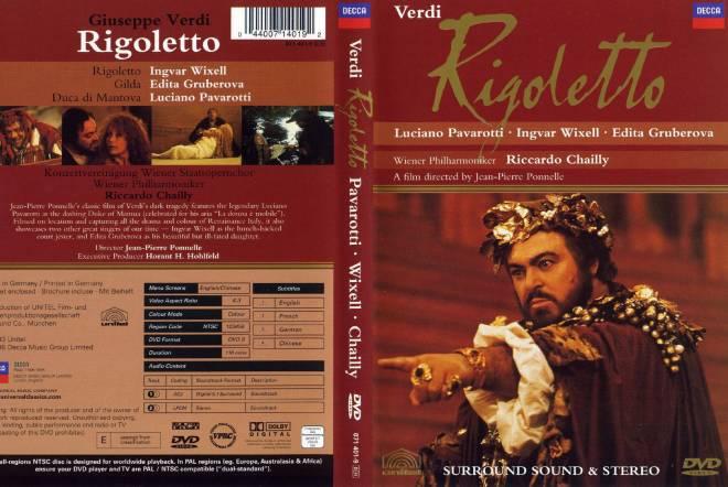 Rigoletto par Ponnelle