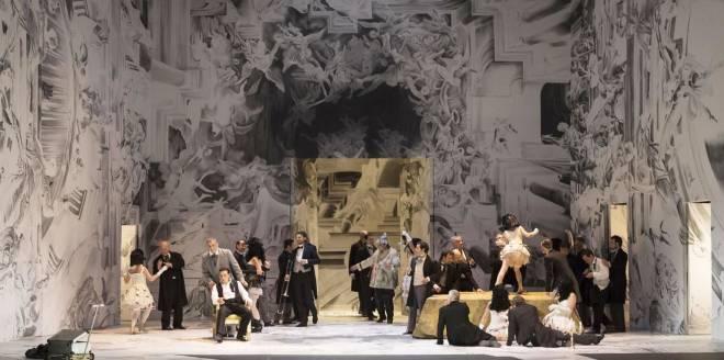 Rigoletto par Ezio Toffolutti