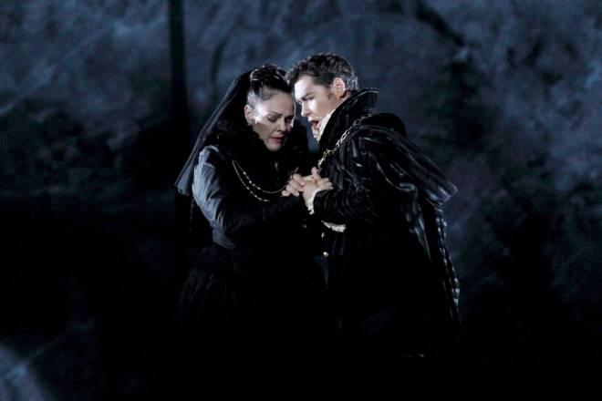 Teodor Ilincai et Yolanda Auyanet Don Carlos par Charles Roubaud