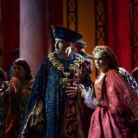 Roger Joakim et Alexise Yerna - Otello par Stefano Mazzonis di Pralafera