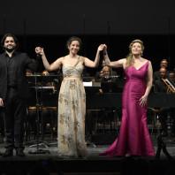 Reinoud van Mechelen, Katherine Watson et Karine Deshayes - l'Opéra imaginaire