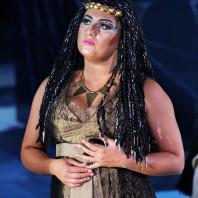 Anita Rachvelishvili dans Aida par Paul-Émile Fourny