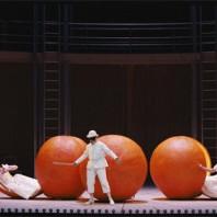 L'Amour des trois oranges par Gilbert Deflo