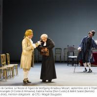 Ildebrando D'Arcangelo, Fabrice Farina & Bálint Szabó - Les Noces de Figaro par Tobias Richter