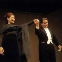 Maria Callas et Di Stefano