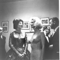 Maria Callas et Marilyn Monroe