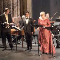 Patrick Bolleire, Yijie Shi et Annick Massis - Tancredi