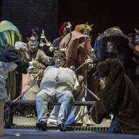 Bryn Terfel (Sir John Falstaff) - Falstaff par Dominique Pitoiset