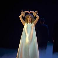 Déborah Cachet dans le Ballet royal de la Nuit