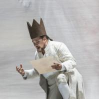 Ramón Vargas - La Clémence de Titus par Willy Decker