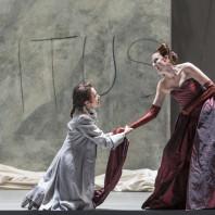 Stéphanie d'Oustrac et Amanda Majeski - La Clémence de Titus par Willy Decker