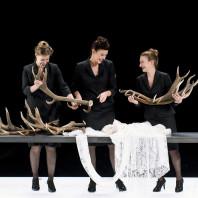 Laura Holm, Fiona McGown et Marielou Jacquard - Le Nain par Daniel Jeanneteau