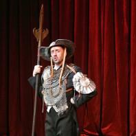 Hervé Niquet - Don Quichotte, par Corinne Benizio et Gilles Benizio