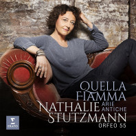 Nathalie Stutzmann : Quella Fiamma - Arie Antiche