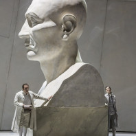 Michael Spyres et Marianne Crebassa dans la Clémence de Titus
