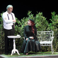 François Le Roux & Marie-Ève Munger - My Fair Lady par Jean Liermier