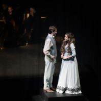 Chiara Skerath et Stanislas de Barbeyrac dans Pelléas et Mélisande