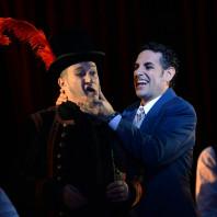 Paata Burchuladze et Juan Diego Florez - Les Contes d'Hoffmann par Jean-Louis Grinda
