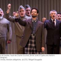Shea Owens (Wagner) - Faust par Georges Lavaudant