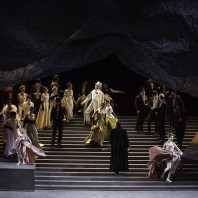 Lucia di Lammermoor par Henning Brockhaus