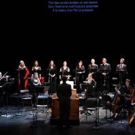 Jean-Marc Aymes et le Concerto Soave - La Liberazione di Ruggiero à la Criée de Marseille