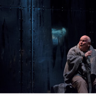 Donald Litaker (Florestan) - Fidelio par Philippe Miesch
