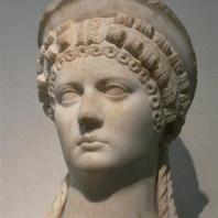 Sculpture de Poppée