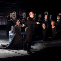 Adrian Eröd (Le héraut) - Lohengrin par Louis Désiré
