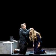 Andreas Schager (Parsifal), Anja Kampe (Kundry) - Parsifal par Richard Jones